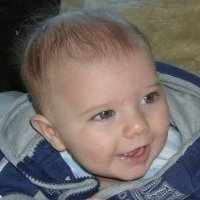 My beautiful Grandson, Jayden