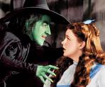 The Wicked Witch of the West and Dorothy